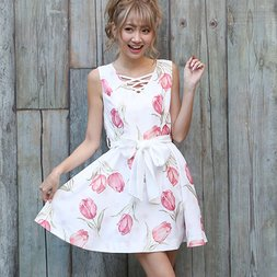 LIZ LISA Tulip Dress