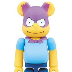 BE@RBRICK The Simpsons Bartman 100%
