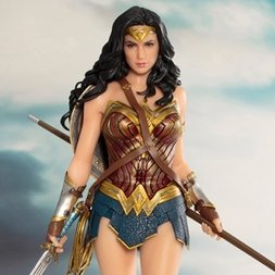 ArtFX+ Justice League Wonder Woman