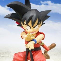 S.H.Figuarts Dragon Ball Kid Goku