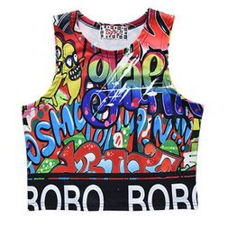 ACDC RAG Bobo Colorful Short Tank Top