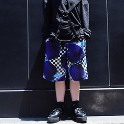 ACDC RAG Checkered Apple Shorts