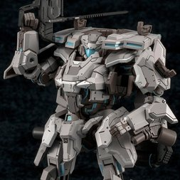 Phantasy Star Online 2 A.I.S. Gray Ver. Plastic Model Kit