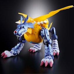 Digivolving Spirits Digimon Adventure 02: Metal Garurumon
