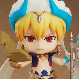 Nendoroid Fate/Grand Order Caster/Gilgamesh: Ascension Ver.