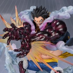Figuarts Zero One Piece Monkey D. Luffy -Gear 4 Leo Bazooka-