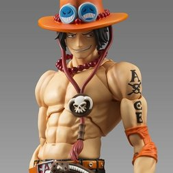 Variable Action Heroes One Piece Portgas D. Ace (Re-run)