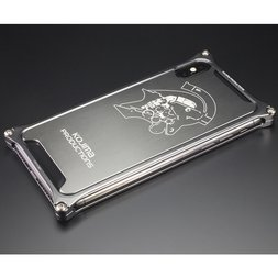 Kojima Productions × Gild Design iPhone X Solid Bumper