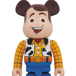 BE@RBRICK Toy Story Woody 1000%