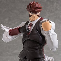 figma Blood Blockade Battlefront & Beyond Klaus V Reinherz