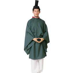 Shinto Priest Cosplay Set