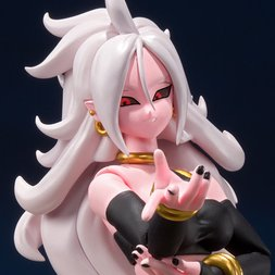 S.H. Figuarts Dragon Ball FighterZ Android 21