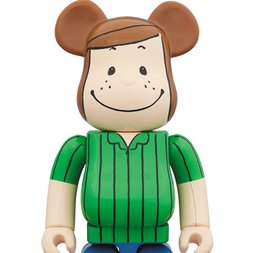 BE@RBRICK Peanuts Peppermint Patty 1000%