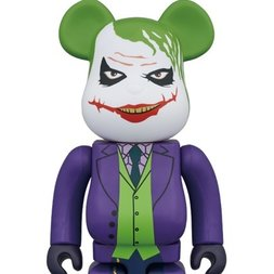 BE@RBRICK The Joker (Laughing Ver.) 400%