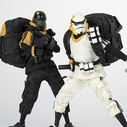 Action Portable 1/12 Scale Lonely Trooper TK Sergeant