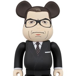 "BE@RBRICK Kingsman: The Secret Service Harry ""Galahad"" Hart 400%"