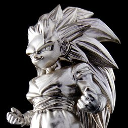 Absolute Chogokin Dragon Ball Z Super Saiyan 3 Son Goku