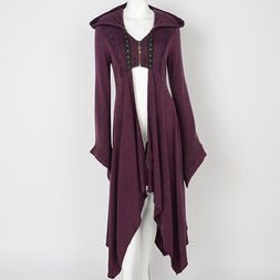 Rozen Kavalier Hooded Witch Cardigan