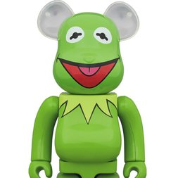 BE@RBRICK The Muppets Kermit the Frog 1000%