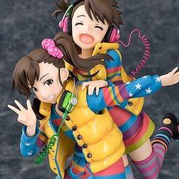 The Idolm@ster Ami Futami & Mami Futami 1/8 Scale Figure