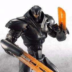 Robot Spirits Pacific Rim: Uprising Obsidian Fury