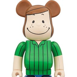 BE@RBRICK Peanuts Peppermint Patty 400%