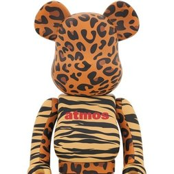 BE@RBRICK atoms ANIMAL 1000%