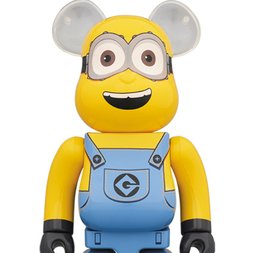 BE@RBRICK Despicable Me 3 Dave 1000%
