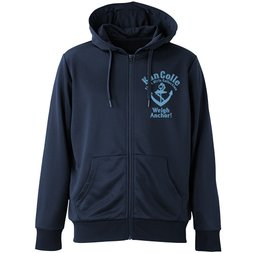 Kantai Collection -KanColle- Teitoku-Only Navy Dry Hoodie