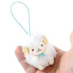 Wooly Shiny Cutie Sheep Plush Collection (Mini Strap)