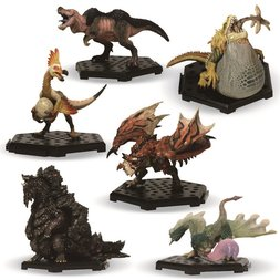 Capcom Figure Builder Monster Hunter Standard Model Plus Vol. 9 Box Set