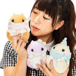 Coroham Coron Moko Moko Hamster Plush Collection (Standard)
