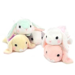 Pote Usa Loppy Napping Weather Vol. 2 Rabbit Plush Collection (Standard)