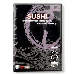 Sushi Making Instructional DVD