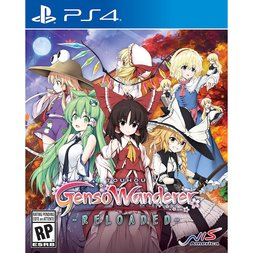 Touhou Genso Wanderer Reloaded (PS4)