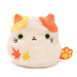 Neko-dango Autumn Colors Plush
