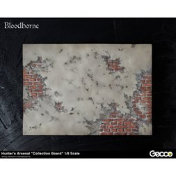 Bloodborne Hunter's Arsenal: Collection Board 1/6 Scale Accessory
