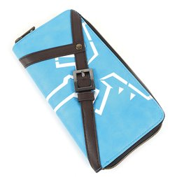 Legend of Zelda: Breath of the Wild Zip-Around Wallet