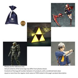 TOM Outlet Lucky Bag: Gaming Figures (Bronze Value)