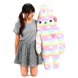 Flan Dreamy Colored Super Big Hug Plush