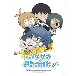 Tokyo Ghoul:re American Comics Style Clear File