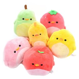Piyo Fruits Standard Plush Collection