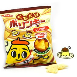 Kuchidoke Porinki Pudding Chips