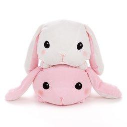 Tsumeru! Mochikko Pote Usa Loppy Big Rabbit Plush Collection