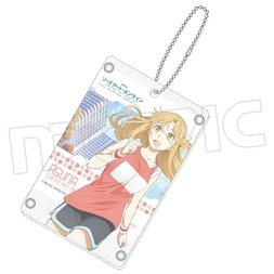 Sword Art Online the Movie: Ordinal Scale Pass Case