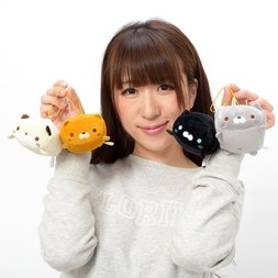 Sasurai no Tabineco Mikemura-san Fuwa Mocchi Small Plush Collection