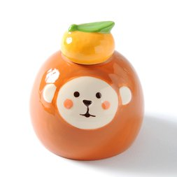 concombre Monkey Small Cup & Chopstick Rest