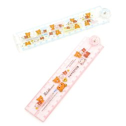Rilakkuma Happy Life with Rilakkuma Folding Rulers