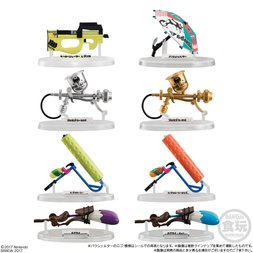 Splatoon 2 Weapons Collection Vol. 2