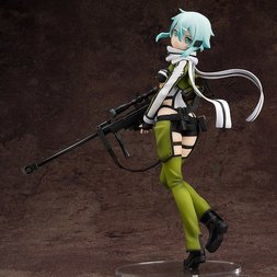 Sword Art Online II Sinon + FREEBIE